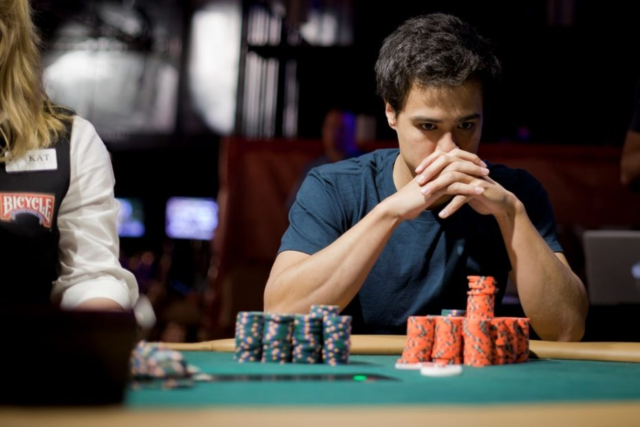 The 5 most common mistakes made by poker beginners